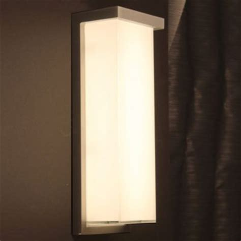 Led Wall Sconce Indoor Pinterest