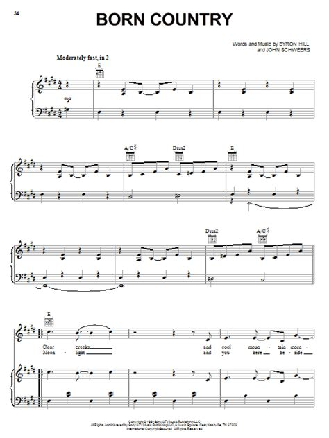 printable lyrics to angels among us by alabama born country sheet music direct
