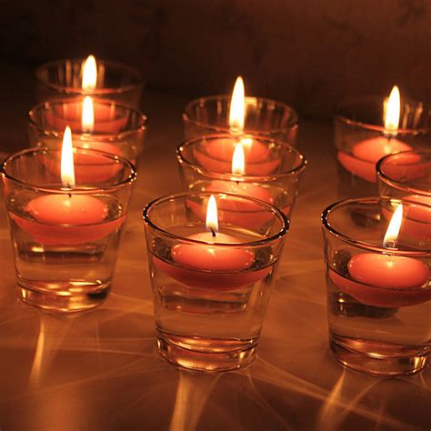 lilin tealight candle sale glass tea light candle holder decorative