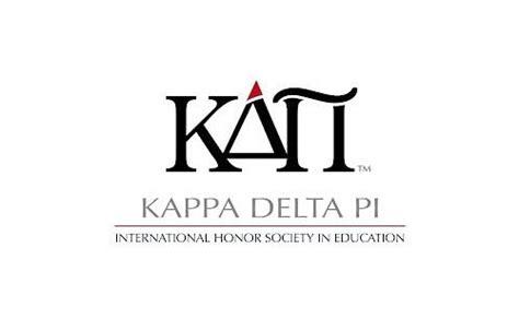 Epsilon Delta Alph Pi International Honor Society For Mba by Alpha Kappa Delta Honor Society