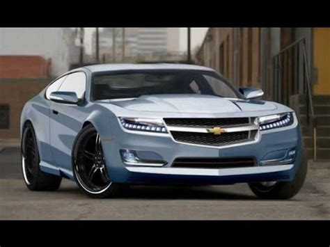 2017 chevy chevelle: release date and price youtube