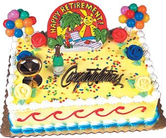 Retirement Cake Decorations by Product Detail Happy Retirement Cake Kits