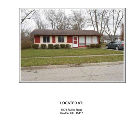section 8 housing montgomery county ohio 3 bdrm ranch style house rental property in trotwood