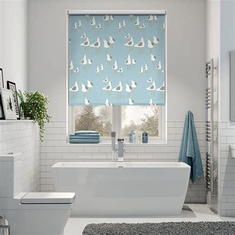 colourful roller blind bathroom hot off the press the perfect bathroom blinds blinds