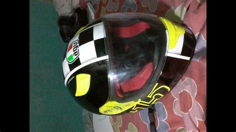 Helm Agv Repaint proses repaint helm agv simple 15 basic helm yamaha cargloss
