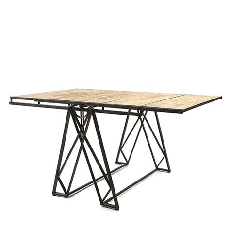 convertible dining table bookshelf convertible shelf table from dot bo homeli