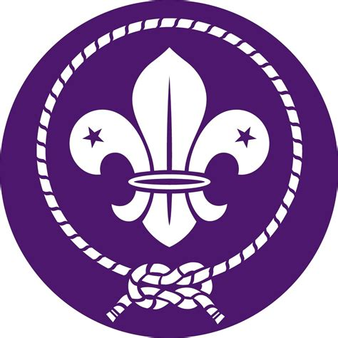 The Scout by World Scout Badge My Scouting Adventure