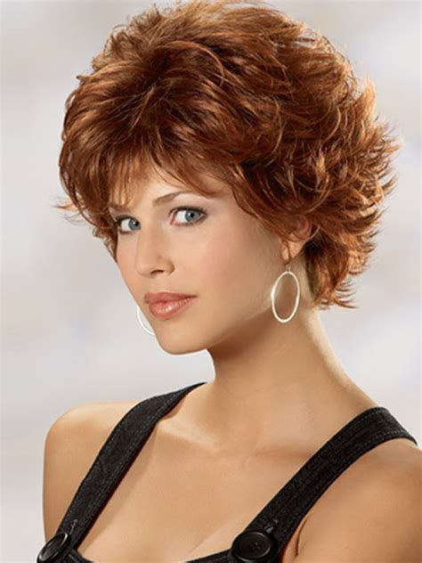 easy to maintain haircuts for curly hair top hairstyles models hairstyles for short wavy hair in