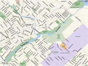 guelph canada map guelph ontario