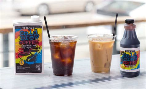 s d coffee tea launches toddy 174 cold brew coffee