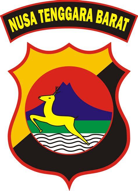 logo polda ntb kumpulan logo indonesia