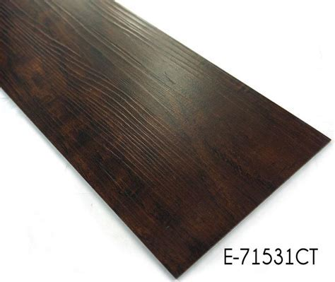 Luxury Wood Glue Down Vinyl Plank Flooring   TopJoyFlooring
