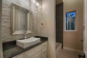 Modern Bathroom Pictures Gallery Contemporary Bathroom With Flat Panel Cabinets By