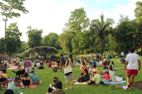 Botanic Gardens Singapore Events Free Concerts At Singapore Botanical Gardens