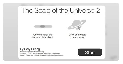 magnitude the scale of the universe books the scale of the universe lets you zoom in and out in