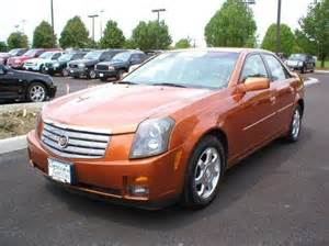 Orange Cadillac Orange Cadillac Cts Gallery