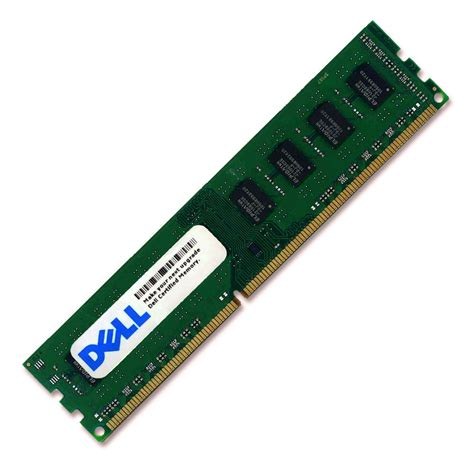 Ram Cpu Pc dell 8gb ram memory snp66gkyc 8g 1600mhz ddr3 pc3 12800 240pin ubdimm a6994446 740617199352 ebay