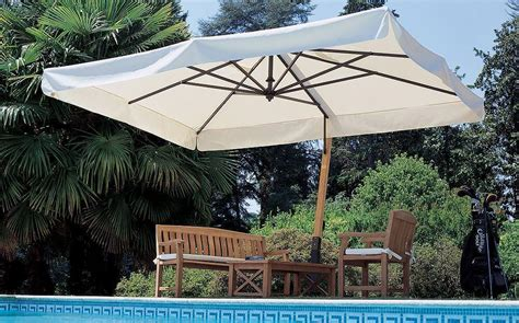 beautiful offset patio umbrella design