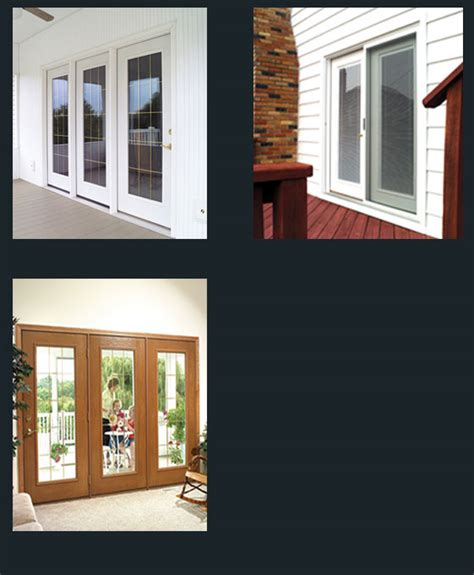 swinging patio door replacement doors lancaster pa zephyr thomas