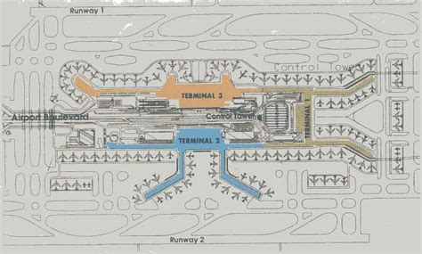 layout design of airport harmony in design changi airport sg blue sky