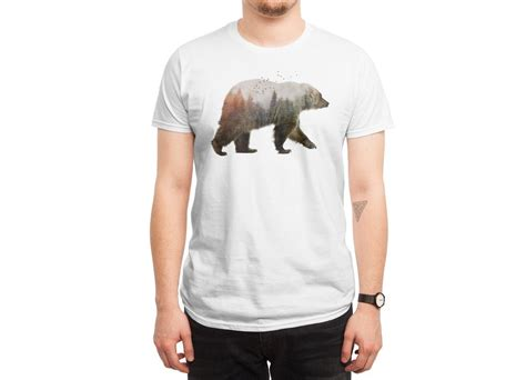 design for mankind bear by sokol threadless