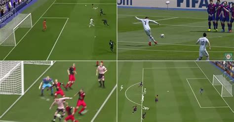 the 15 best fifa 15 goals ea sports the most