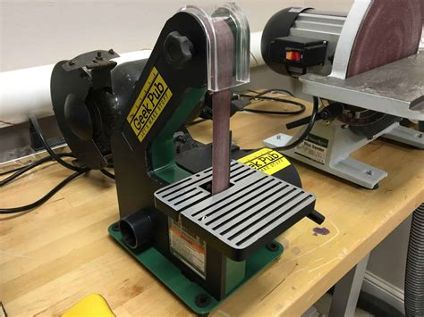 shop  grizzly  harbor freight central machinery