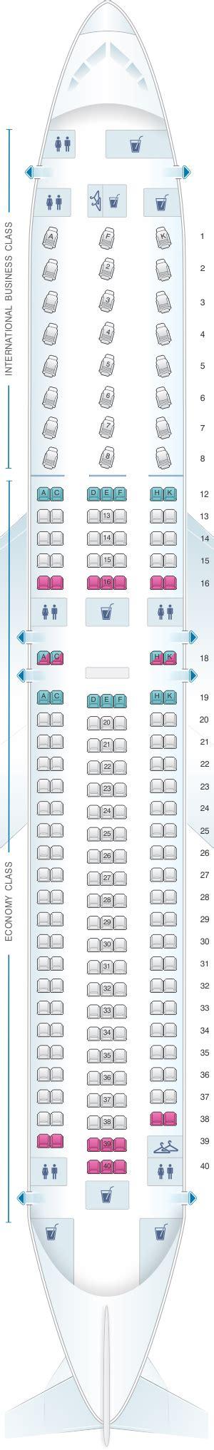 767 300 seating air canada plan de cabine air canada boeing b767 300 layout 1