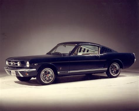 Mustang Auto History by Ford Mustang History 1966 Shnack