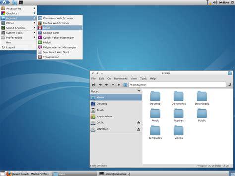 new themes lubuntu namaku tux linux desktop everyday review of