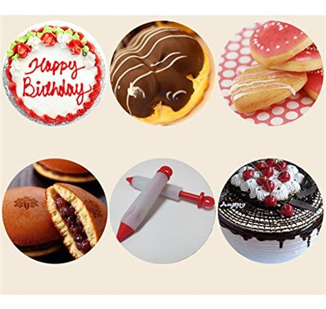 Pen Cookies Rd625 Decoration Tool kuke silicone cake writing pens cookie pastry icing decorating pen cake tools