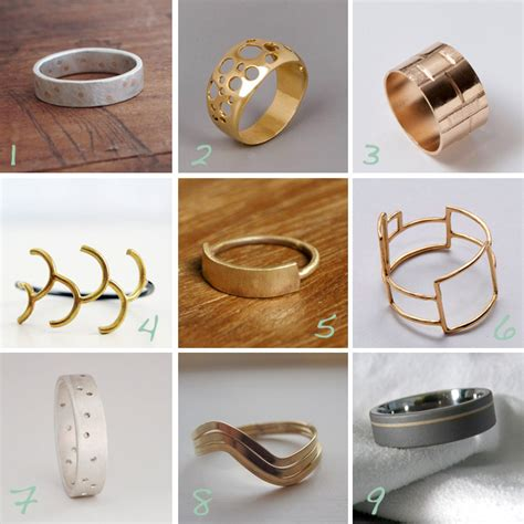Handmade Gold Wedding Bands - new wedding bands for our anniversary westervin