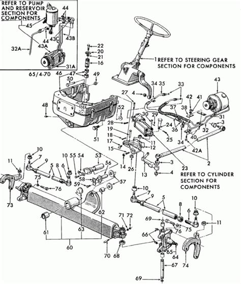 ford 3400 tractor steering parts diagram wiring diagram today review