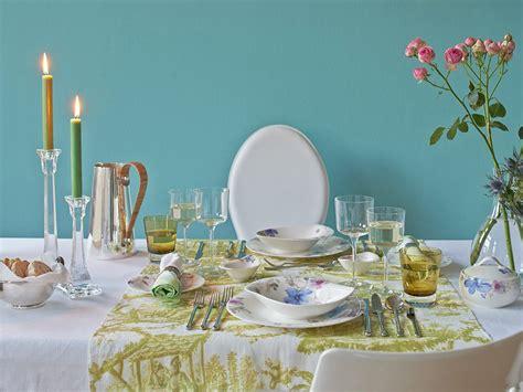 Mise En Place Bicchieri by Villeroy Boch Il Feeling Con La Tavola La Casa In Ordine