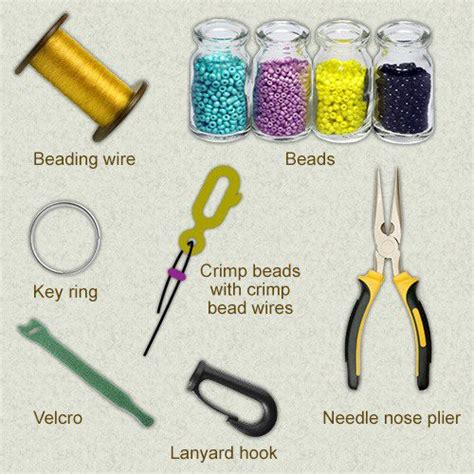 how to make beaded lanyards get creative and learn how to make beautiful beaded lanyards