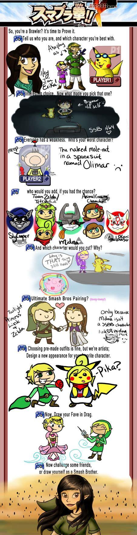 Smash Bros Memes - super smash bros brawl meme by erikathegoober on deviantart