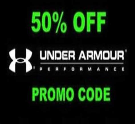 under armour coupon in store