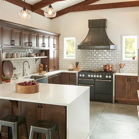 whisper white kitchen 5 fresh takes on traditional ceramic subway tile
