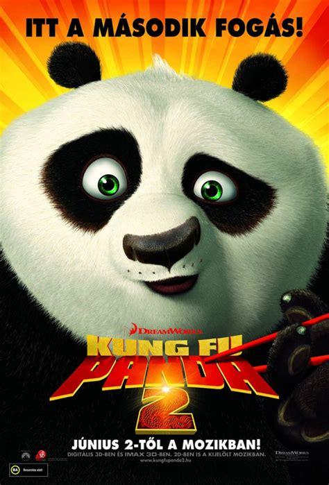 film gratis kung fu panda 2 kung fu panda 2 2011 poster 1 trailer addict