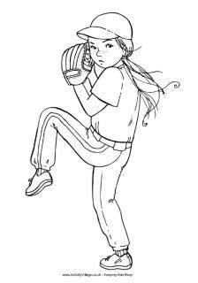 baseball girl coloring page pin bad cartoons gt disney fairies free printable coloring