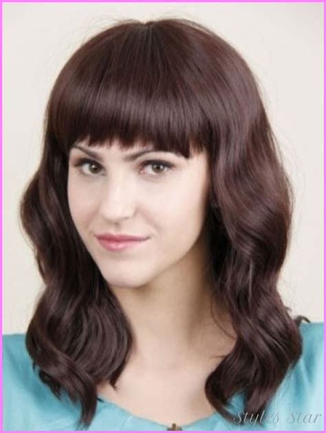 edgy hairstyles for oblong faces long edgy haircuts for round faces stylesstar com