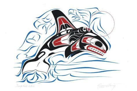 96 best images about orcas native art on pinterest