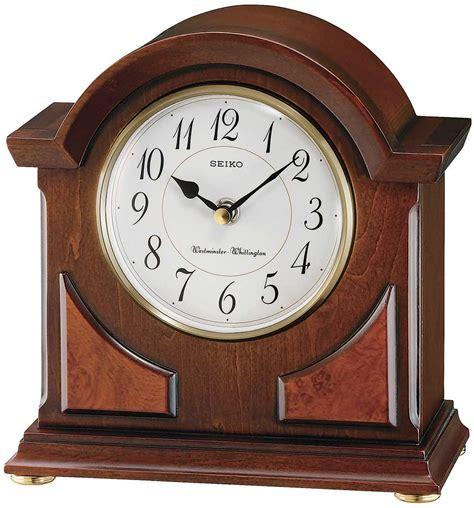 mantle clocks nathan mantel clock by seiko seiko mantel clocks