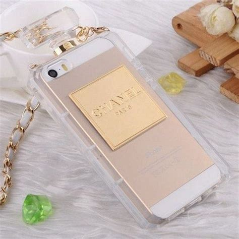 chanel perfume bottle iphone 4 5 clear white phone gold on etsy 33 23 aud