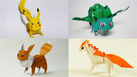 Best Origami Models - the best origami all models by henry