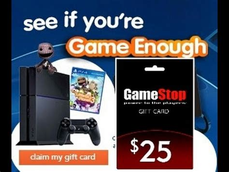 Gamestop Gift Card Not Working - get a 25 gamestop gift card youtube