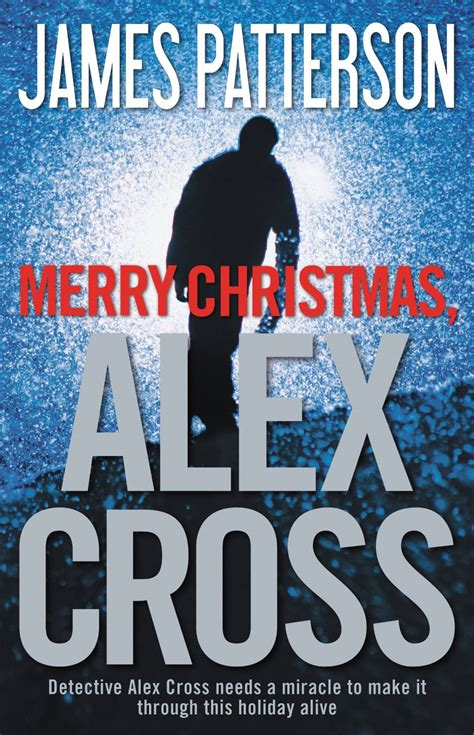 merry christmas alex cross book review suspense thriller books