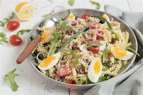 keuken liefde recepten pastasalade met tonijn keuken liefde