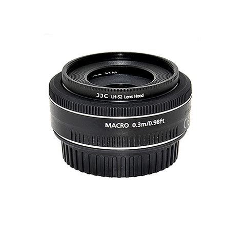 Jjc Lens Metal Replaces Canon Es 52 For Ef M 18 55mm F35 55 lens replaces canon es 52 jjc
