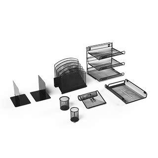 black wire desk accessories black wire desk accessories set arenson office furnishings